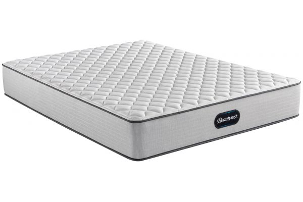 Large image of Beautyrest BR800 Firm Twin Mattress - 700810004-1010