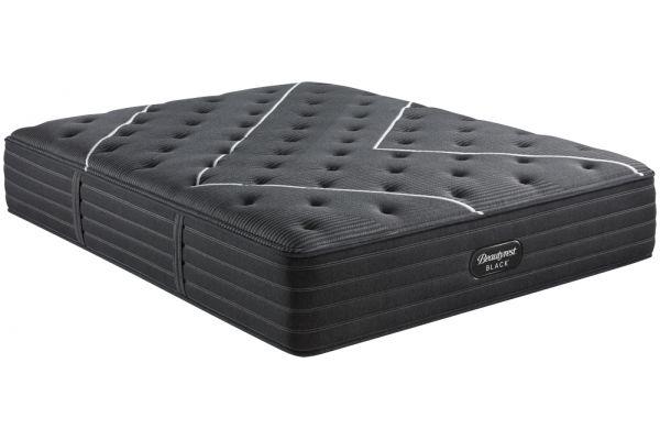 Simmons Beautyrest Black C-Class Plush Queen Mattress - 700810017-1050