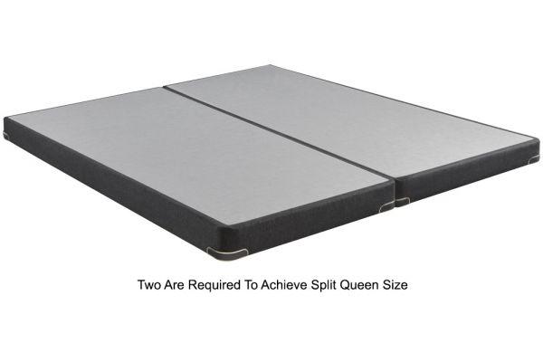 Large image of Beautyrest Black 3.0 Split Queen Low Foundation (1 Piece) - 700810023-6051