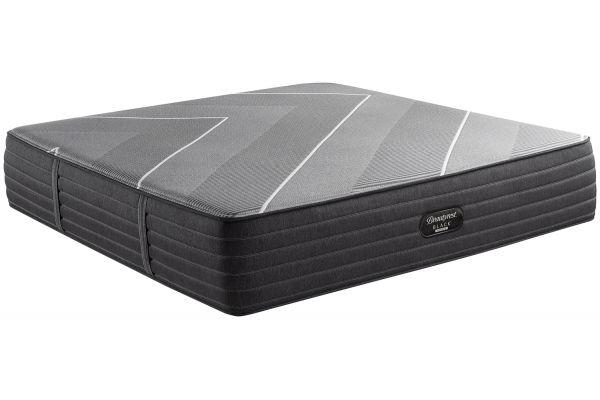 Large image of Beautyrest Black Hybrid X-Class Medium Queen Mattress - 700810873-1050