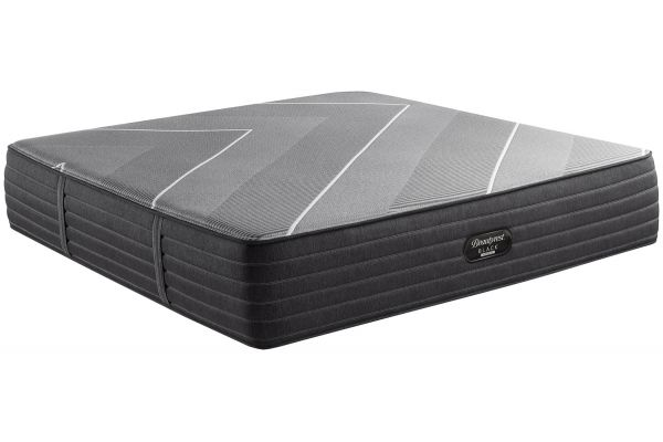 Large image of Beautyrest Black Hybrid X-Class Plush King Mattress - 700810874-1060