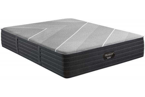 Large image of Beautyrest Black Hybrid X-Class Ultra Plush Queen Mattress - 700810876-1050