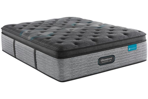 Large image of Beautyrest Harmony Lux Diamond Series Medium Pillow Top King Mattress - 700810912-1060