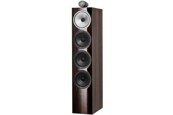 Large image of Bowers & Wilkins 700 Series Signature Datuk Gloss 3-Way Floorstanding Speaker (Each) - FP42250