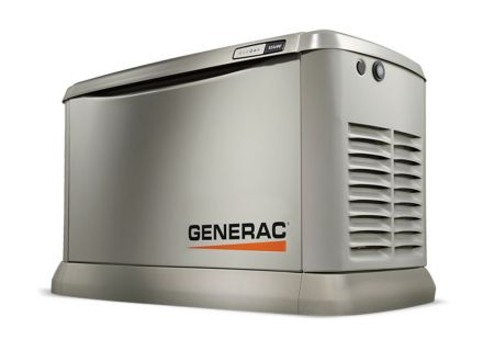 Generac 15KW Home Backup Generator - 7034