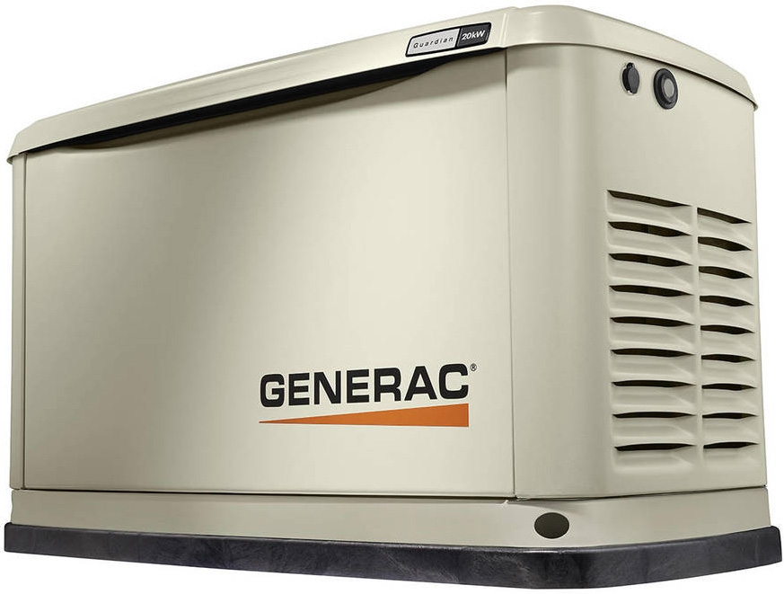 generac guardian 20kw generator 7038. Black Bedroom Furniture Sets. Home Design Ideas