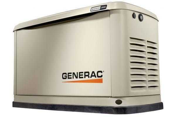 Large image of Generac Guardian 20KW Home Backup Generator - 70381