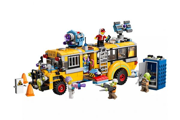 LEGO Hidden Side Paranormal Intercept Bus 3000 - 70423