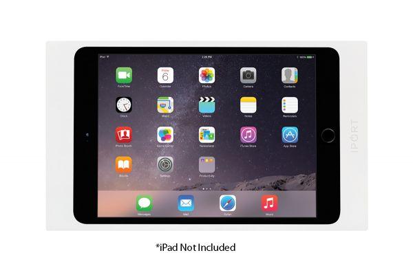 Large image of iPort White Surface Mount Bezel For iPad Mini 1, 2, 3 - 70702