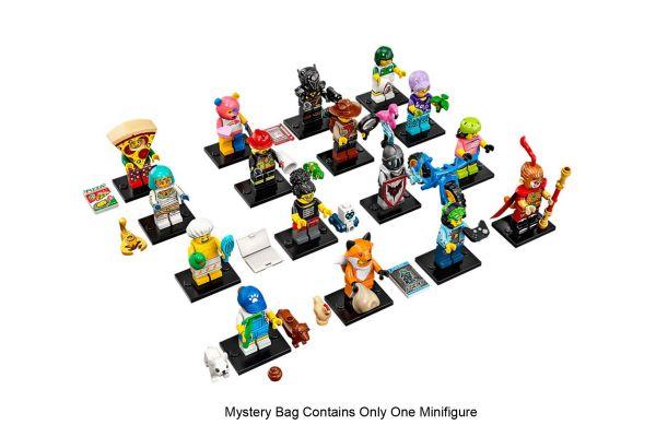 Large image of LEGO Minifigures Series 19 - 71025