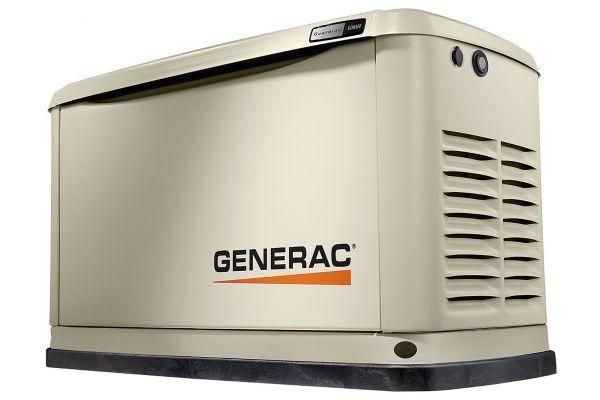 Large image of Generac Guardian 10KW Home Backup Generator WiFi Enabled - 71710