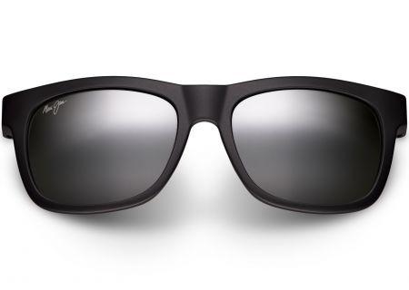 Maui Jim Snapback Matte Black Unisex Sunglasses - 730-2M