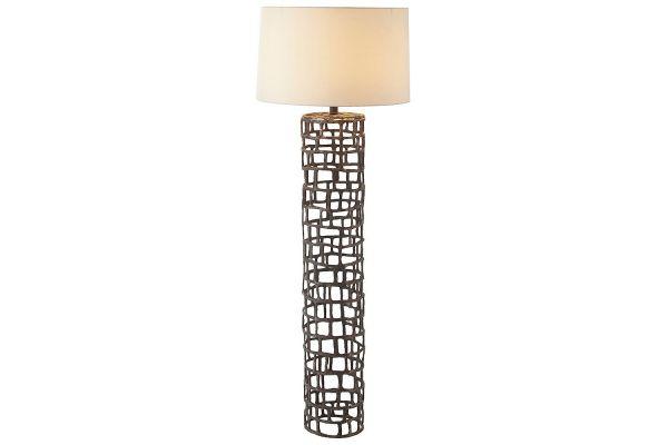 Arteriors Hansel Natural Iron Floor Lamp - 73121-899