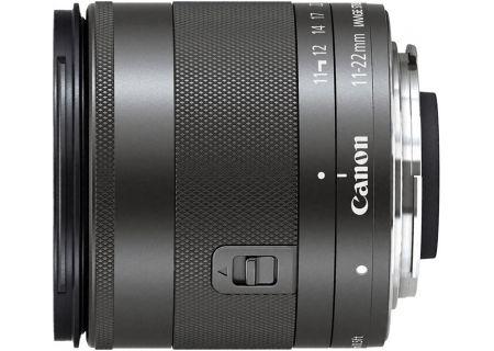 Canon EF-M 11-22mm f/4-5.6 IS STM Lens - 7568B002