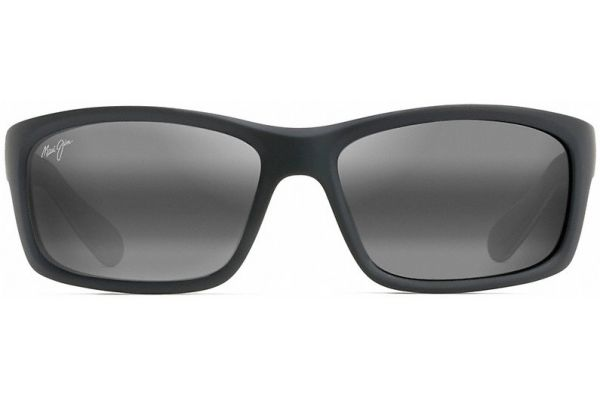 Large image of Maui Jim Kanaio Coast Matte Black Frame Sunglasses - 766-02MD