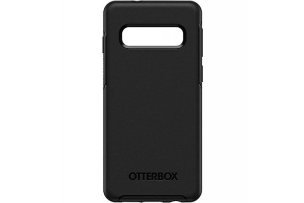 OtterBox Symmetry Series Black Case For Galaxy S10 - 77-61312