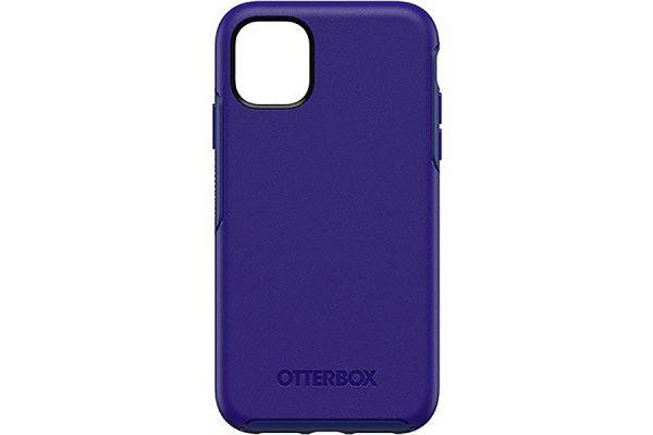 Large image of OtterBox Symmetry Series Sapphire Secret Blue Case For Apple iPhone 11 - 77-62470