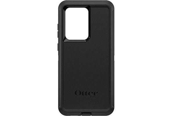 Otterbox Defender Series Black Samsung Galaxy S20 Ultra Case - 77-64212