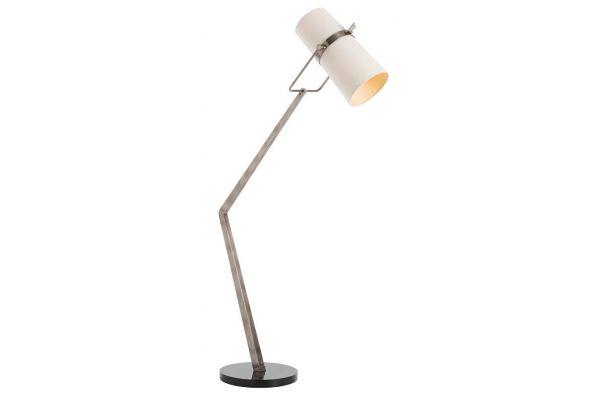 Arteriors Juniper Vintage Silver Floor Lamp - 79000