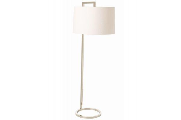 Arteriors Belden Polished Nickel Floor Lamp - 79914-869