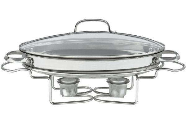 """Large image of Cuisinart 13.5"""" Oval Buffet Server - 7BSO-34"""