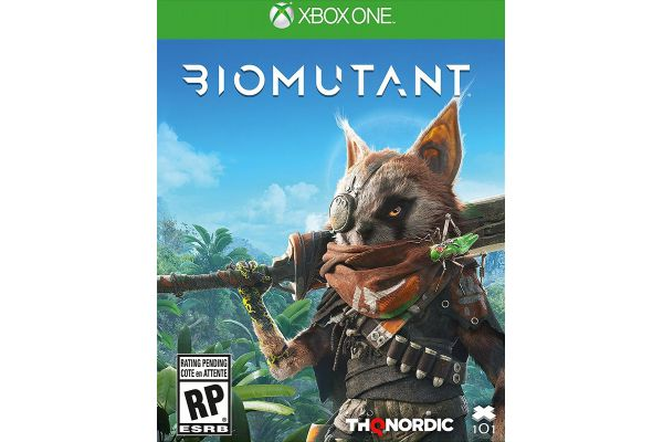 Large image of Microsoft Xbox One Biomutant Video Game - 811994021205