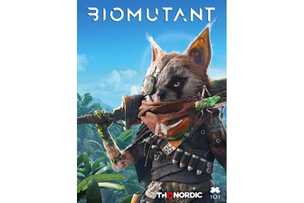 Large image of Nintendo Switch Biomutant Video Game - 811994022080