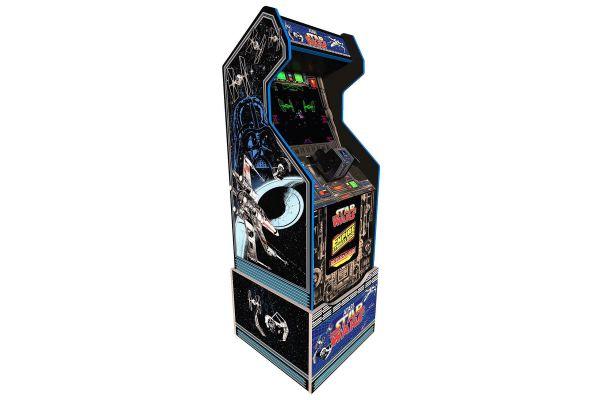 Arcade1Up Atari Star Wars Arcade Game With Riser - 815221028654