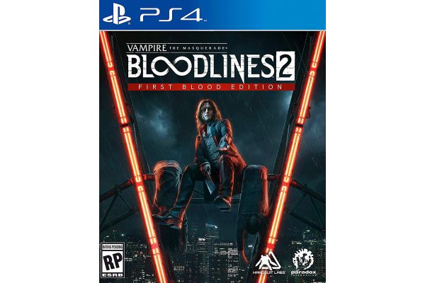 Large image of Sony PlayStation 4 Vampire: The Masquerade - Bloodlines 2 Video Game - 816819016848