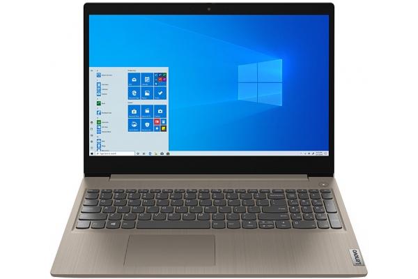 "Large image of Lenovo IdeaPad 3 15IIL 15.6"" Laptop Computer Intel Core i7-1065G7 8GB RAM 256GB SSD, Intel Iris Plus Graphics - 81WE00SXUS"