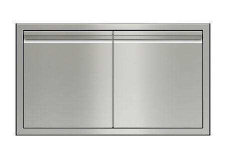 "Wolf 36"" Stainless Steel Short Dry Storage - 827371"