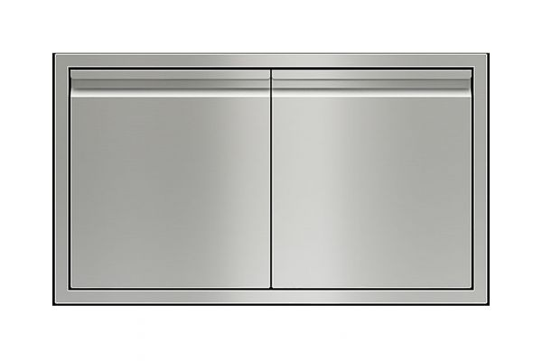 """Large image of Wolf 36"""" Stainless Steel Short Dry Storage - 827371"""