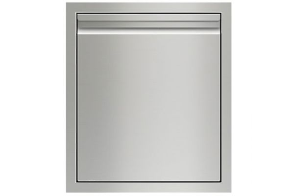 """Large image of Wolf 18"""" Stainless Steel Right Hinge Single Access Door - 827599"""
