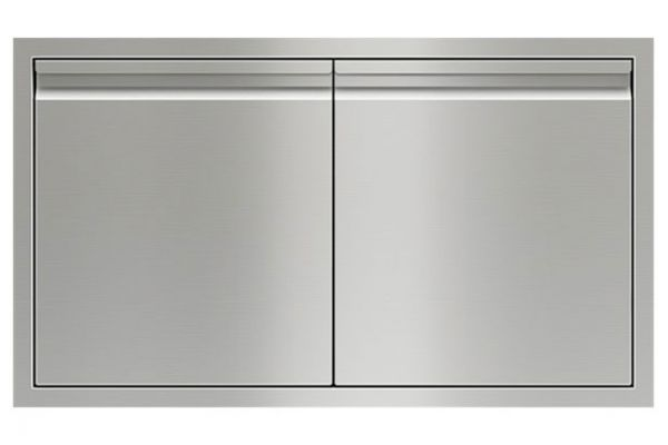 """Wolf 36"""" Stainless Steel Double Access Doors - 827601"""