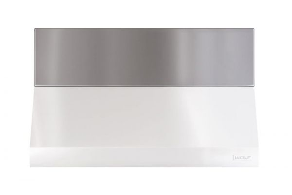 """Large image of Wolf 60"""" Outdoor Pro Wall Hood 6"""" Duct Cover - 828446"""