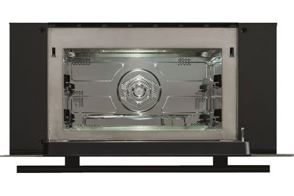 """Large image of Wolf Speed Oven 30"""" Black Side Trim Kit - 828739"""