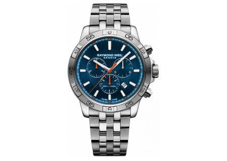 Raymond Weil Tango 300 Stainless Steel Mens Watch - 8560-ST2-50001