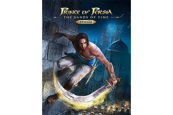 Large image of Microsoft Xbox One Prince of Persia: The Sands of Time Remake Video Game - 887256110086