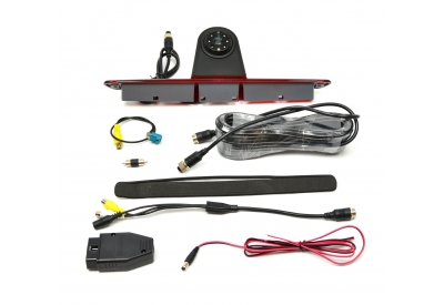 Brandmotion - 9002-7710 - Mobile Rear-View Cameras