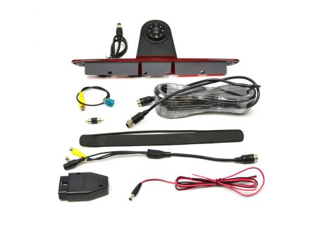 Brandmotion - 9002-7710 - Mobile Rear-View Cameras