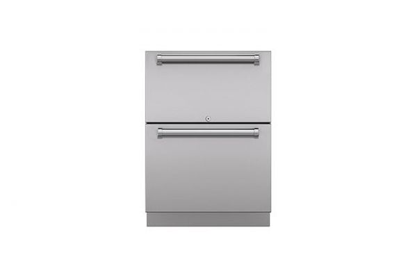 Sub-Zero Outdoor Stainless Steel Drawer Panels With Lock - 9011615