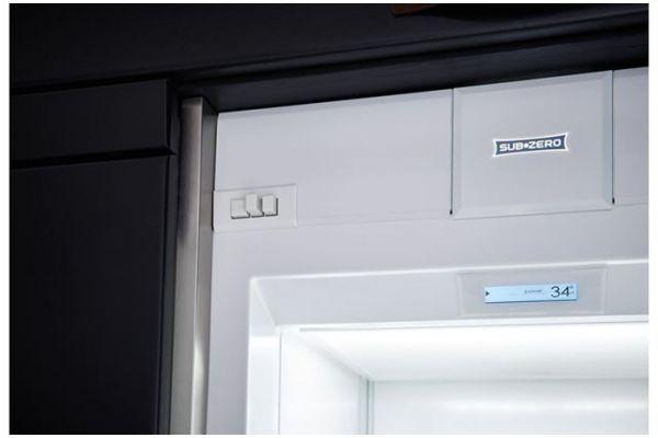 Sub-Zero Integrated Column Right Hinge Press-To-Open Accessory - 9018427