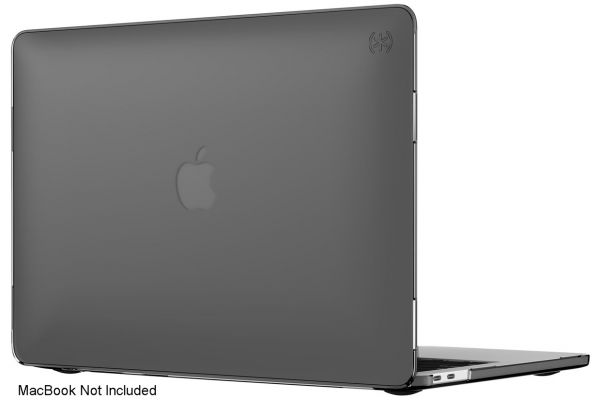 """Large image of Speck Onyx Black Smartshell Case for MacBook Pro 15"""" With Touch Bar - 902080581"""