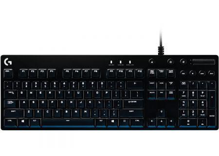 Logitech G610 Orion Red Backlit Mechanical Gaming Keyboard - 920-007839