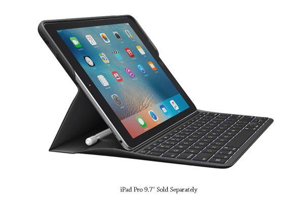 """Logitech Create iPad Pro 9.7"""" Keyboard Case - 920008131"""