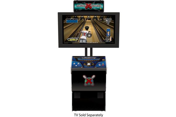 Large image of Incredible Technologies Silver Strike X Arcade Machine - 925339000P