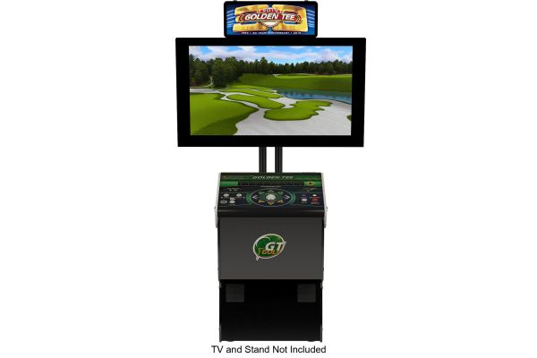 Incredible Technologies Golden Tee 2019 Home Edition Arcade Machine - 92536000P