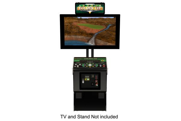 Incredible Technologies Golden Tee 2020 Home Edition Arcade Machine - 925363000P