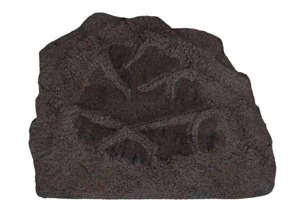 Large image of Sonance Brown Rock Outdoor Speaker (Pair) - 92746