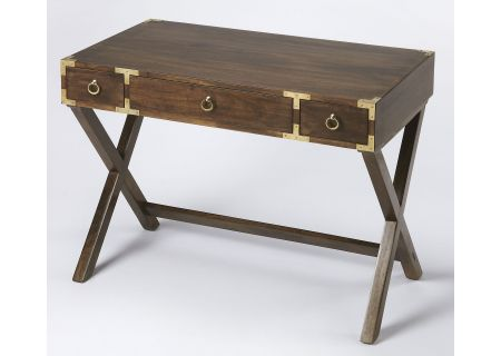 Butler Specialty Company Forster Campaign Writing Desk - 9341354